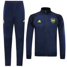 2019/20 Arsenal Royal Blue Jacket Tracksuit