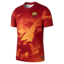 2019/20 Roma Orange Red Training Short Jersey