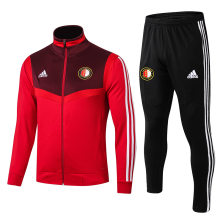2019/20 Feyenoord Red Jacket Tracksuit