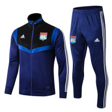 2019/20 Lyon Blue Jacket Tracksuit Full Sets
