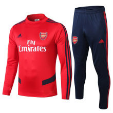 2019/20 Arsenal Red Sweater Tracksuit