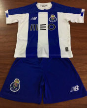 2019/20 Porto Home Black Kids Soccer Jersey