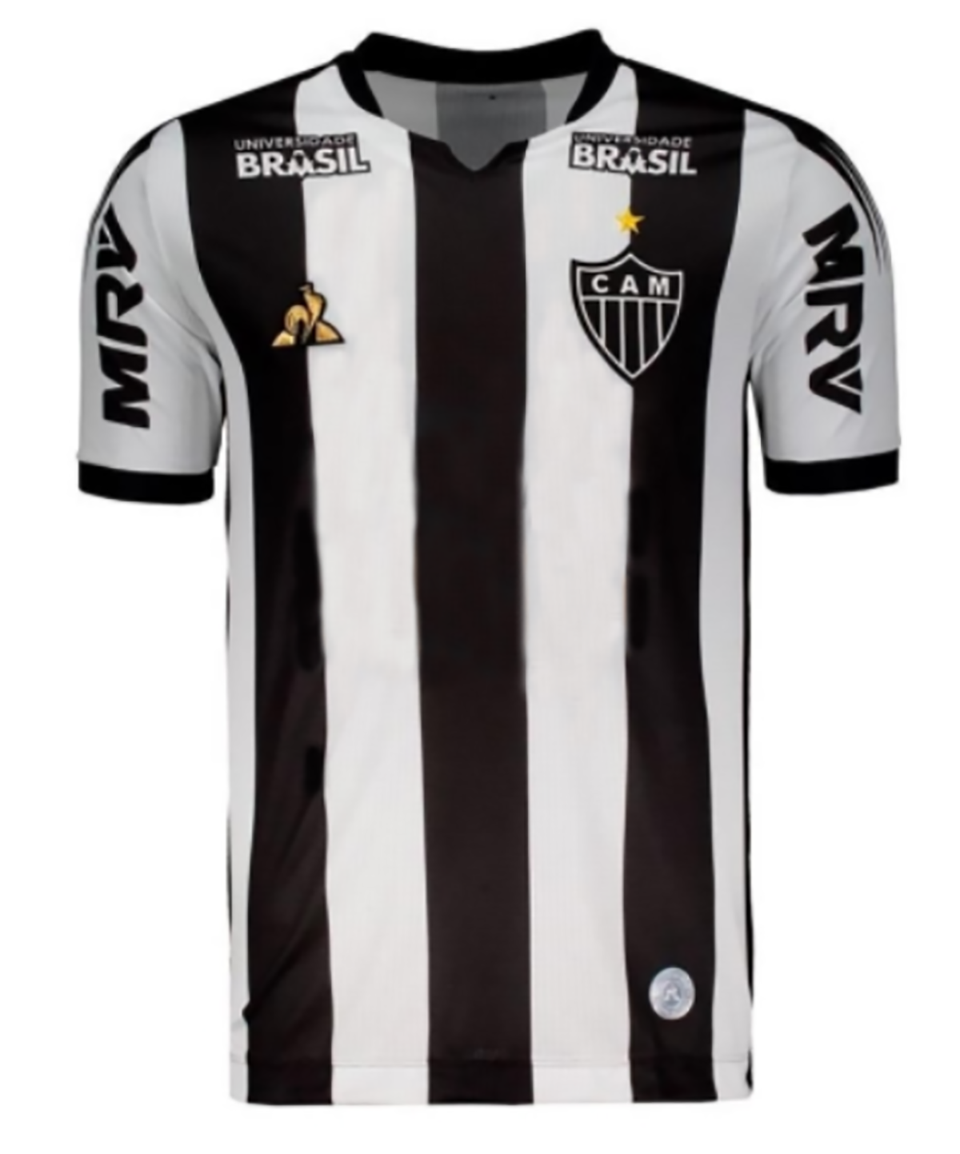 US 14 98 2019 20 Atletico Mineiro Black And White Fans