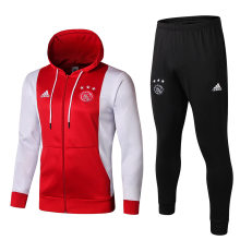 2019 Ajax Red And White Jacket Tracksuit Full Sets
