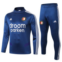 2019/20 Feyenoord Royal Blue Sweater Tracksuit