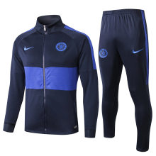 2019/20 Chelsea Royal Blue Jacket Tracksuit Full Sets