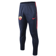 2019/20 AS Roma Black Sports Trousers