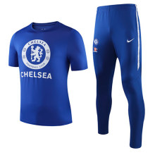 2019/20 Chelsea Blue Adult Suit Tracksuit