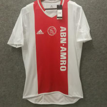 2004-2005 Ajax Home Retro Soccer Jersey