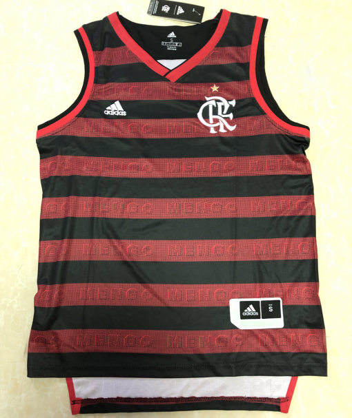 2019/20 Flamengo Basketball Home Jersey
