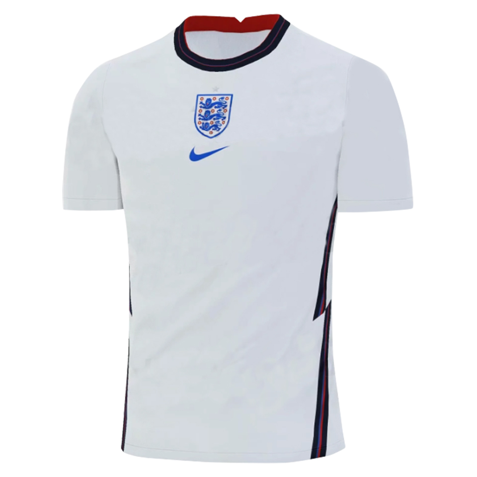 US$ 14.98 - 2020 Euro England 1:1 Quality White Fans Soccer Jersey - www.brfans.com