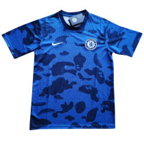 2019/20 Chelsea Blue Training Short Jersey