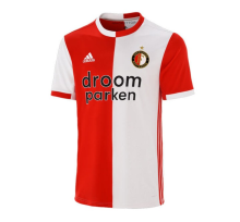 19/20 Feyenoord Home Red And White Fans Soccer Jerseys