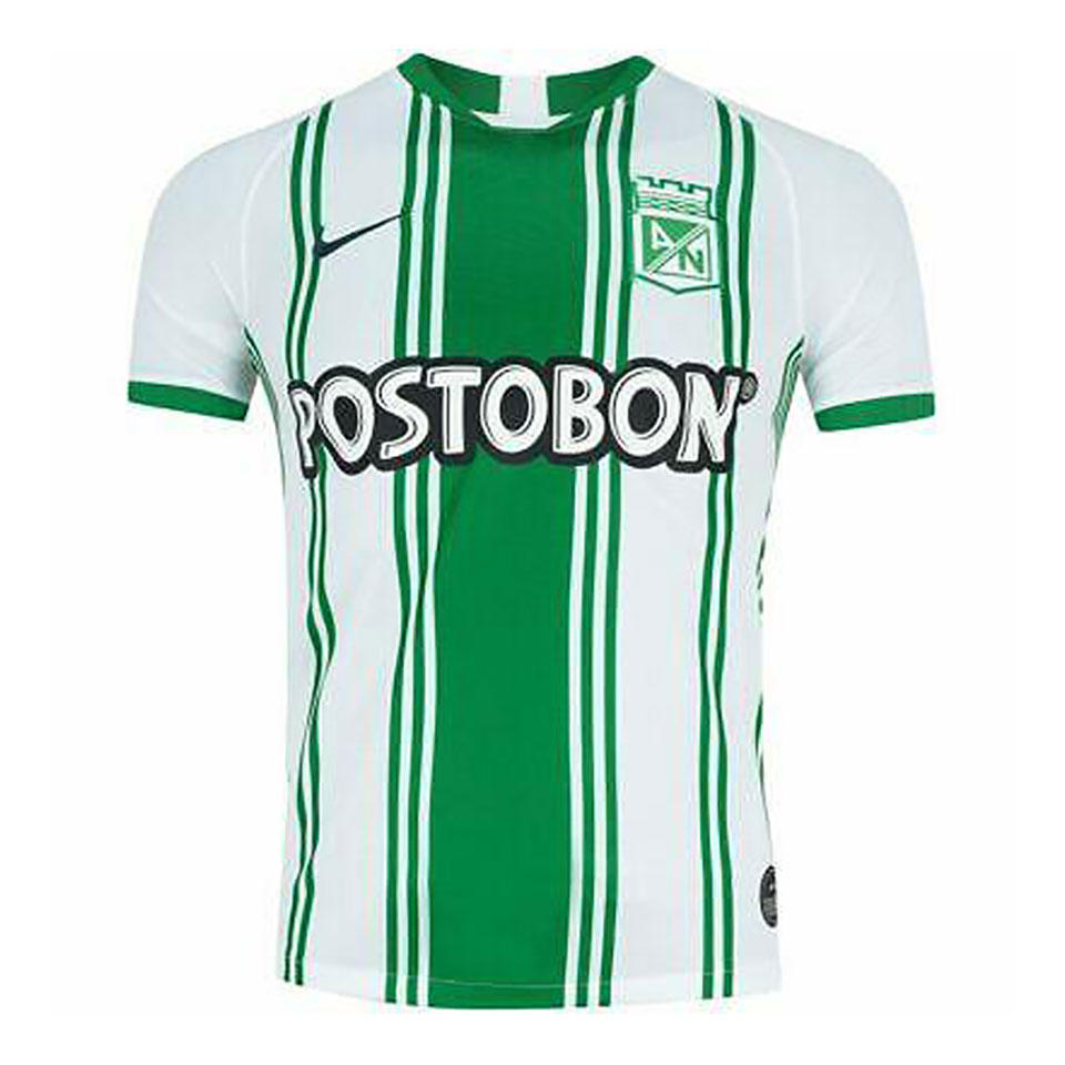 US 14 98 2020 Atletico Nacional Home Fans Soccer Jersey
