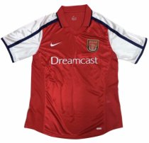 2000 Arsenal Home Retro Soccer Jersey