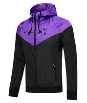 2019 Tottenham Hotspur Purple Windbreaker