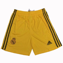 2019/20 RM Yellow GK Pants Soccer Jersey