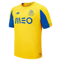 2019/20 Porto Yellow Away Fans Soccer Jersey