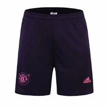 2019/20 Man United Purple Goalkeeper Short Pants