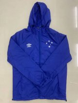 2019/20 Cruzeiro Blue Windbreaker