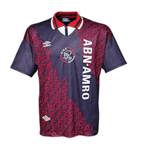 1994-1995 Ajax Away Retro Soccer Jersey
