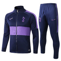 2019/20 Tottenham Purple Jacket Tracksuit Full Sets