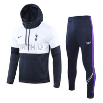 2019/20  Tottenham Hoodie Training Tracksuit Full Sets