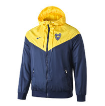 19/20 Boca Yellow Windbreaker