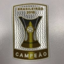 2018 Brazilian Champions Patch