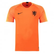 2018 Ne-therlands home orange fans Soccer Jersey