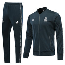 2019 Real Madrid Borland Jacket Tracksuit