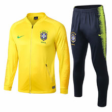 Brazil Yellow Training Suit 2019