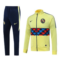 2019/20 Club America Yellow Jacket Suit