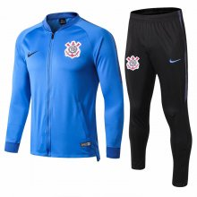 2019 Corinthians Blue Jacket Tracksuit Full Sets