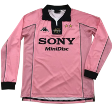 483c36eae3f 1997-1998 Juventus Away Retro Long Sleeve Soccer Jersey