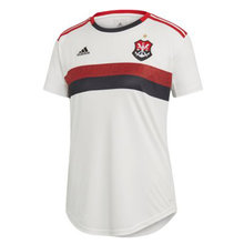 2019/20 Flamengo Away White Women Soccer Jersey