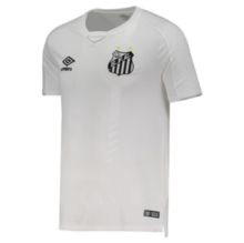2019/20 Santos Home White Fans Soccer Jersey