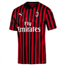 2019-2020 AC Milan 1:1 Quality Home Fans Soccer Jersey
