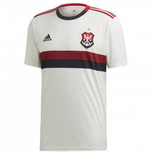 2019/20 Flamengo Away 1:1 Quality White Fans Soccer Jersey