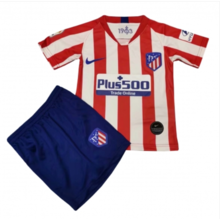 2019/20 Atletico Madrid Home Kids Soccer Jersey