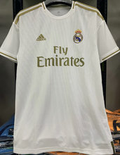 2019/20 RM 1:1 Quality Home White Fans Soccer Jersey