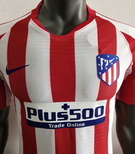 2019/20 Atletico Madrid Home Player Version Soccer Jersey