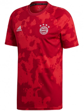 2019/20 Adidas Bayern Munich Junior Pre-Match Jersey