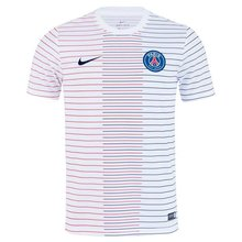 2019/20 PSG Paris Nike White Training Soccer Jersey