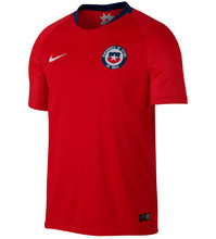 2019 Chile Red Fans Soccer Jersey