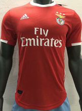 2019/20 Benfica Home Red Player Version Soccer Jersey