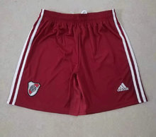 2019-2020 Men's River Plate Away Red Shorts