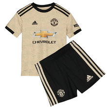 2019/20 Man Utd Away Kids Soccer Jersey