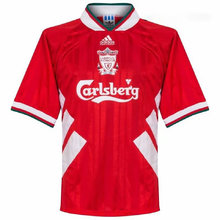 1993-1995 Liverpool Home Retro Soccer Jersey