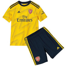 2019/20 Arsenal Away  Kids Soccer Jersey